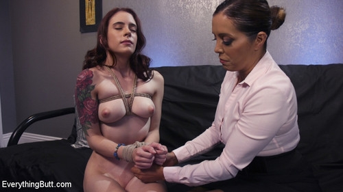 EVERYTHING BUTT - Anna De Ville and Francesca Le (2019/HD/1.62 GB)