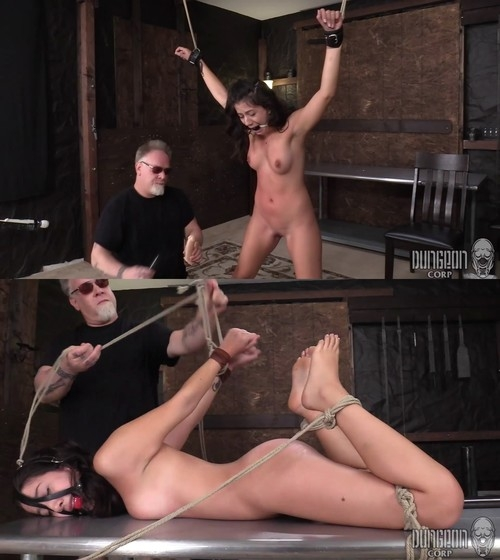 DungeonCorp - Natalie Brooks – Desires to Suffer (2019/FullHD/1.25 GB)
