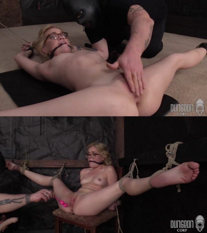 Dungeon Corp - Katie Kush - Stretched, Bent and Split (2019/FullHD/809 MB)