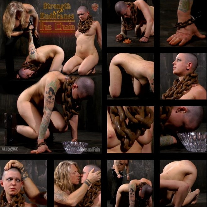 SENSUAL PAIN - Abigail Dupree - Strength and Endurance the Chain (2019/FullHD/847 MB)