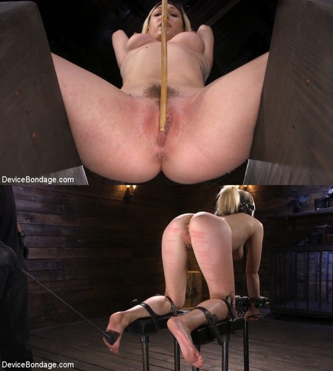 DEVICE BONDAGE - Lily LaBeau - Lily LaBeau is Brutally Tormented in Grueling Bondage (2019/HD/1.76 GB)