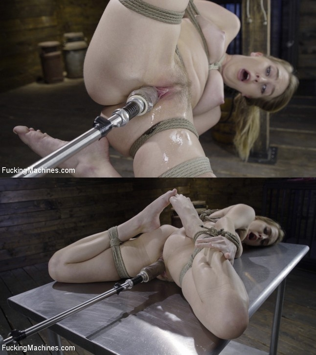 FUCKING MACHINES - Cadence Lux, Cadence Lux - Suspension Bondage, Sybian, and Squirting Orgasms (2019/HD/1.41 GB)