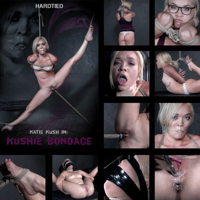 HARDTIED - Kushie Bondage,Katie Kush - Newbie Katie Kush gets the good INSEX treatment. (2019/HD/2.07 GB)