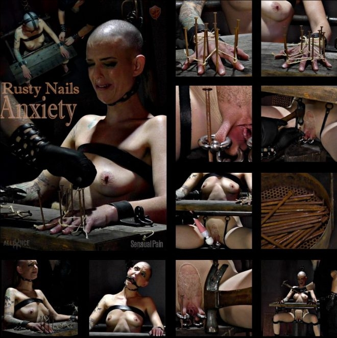 SENSUAL PAIN - Rusty Nails Anxiety, Abigail Dupree (2019/FullHD/2.31 GB)