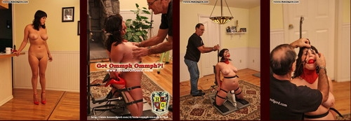 Houseofgord - Lucia Ommph! Ommph! Fucked (2019/SD/136 MB)