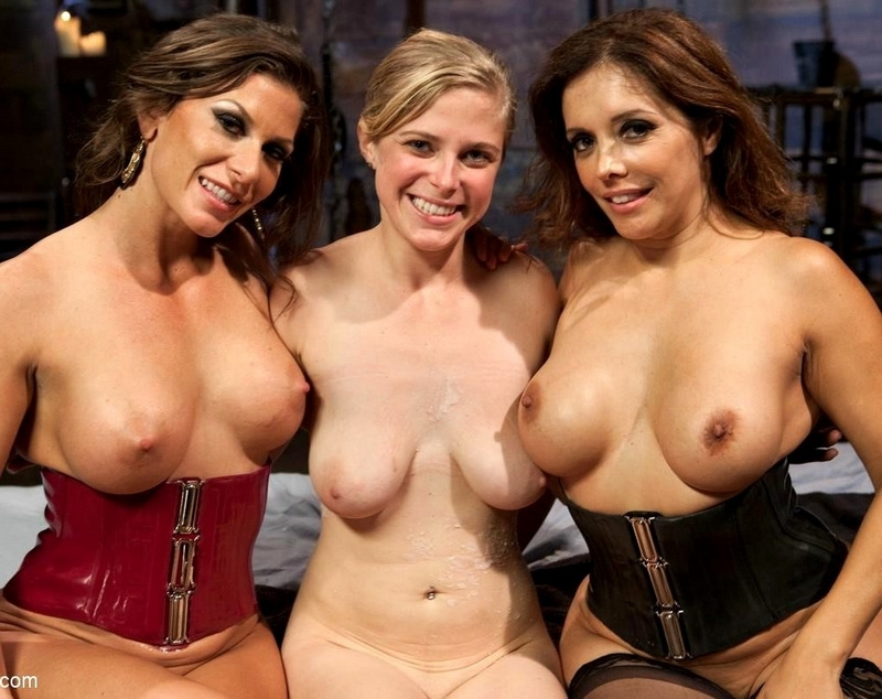 WhippedAss - Ariel X, Francesca Le, Penny Pax - Welcome back Penny Pax! (2012/HD/709 MB)