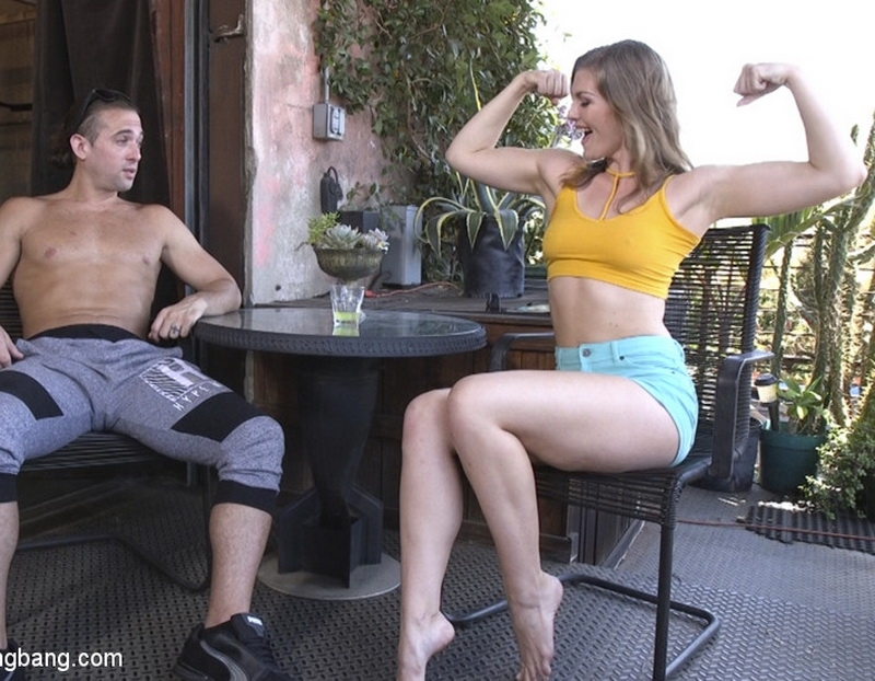 Kink - Ella Nova - Fucked by Stepbrother and His Friends (2017/HD/1.76 GB)