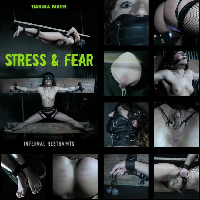 INFERNAL RESTRAINTS - Dakota Marr, Dakota - Stress & Fear - is stressed out when her fears are used against her. (2019/HD/2.85 GB)