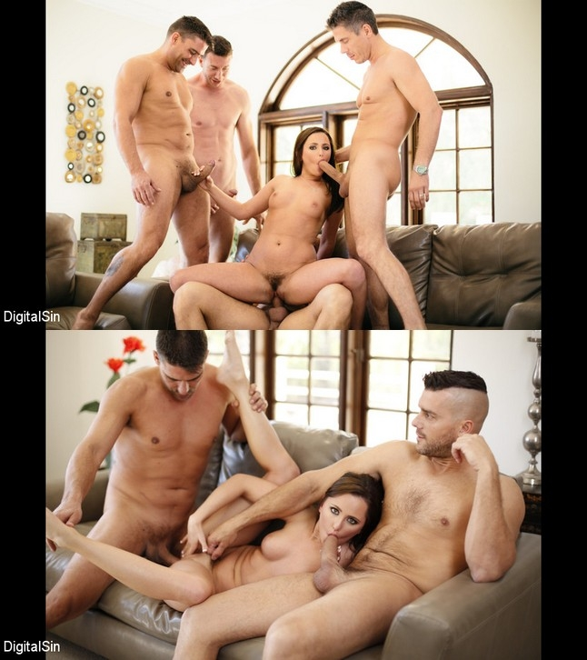 DIGITAL SIN - Gangbang My Wife Hope (2019/HD/1.27 GB)