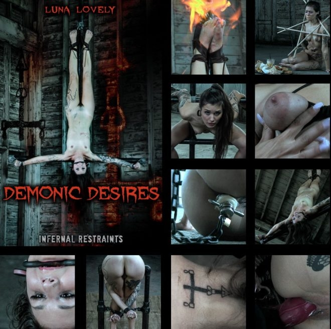 INFERNAL RESTRAINTS - Demonic Desires (2019/HD/2.35 GB)