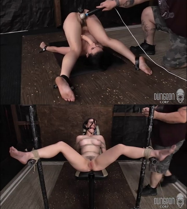 Dungeon Corp - Lyra Lockhart - Helpless Bondage Slut (2019/SD/387 MB)