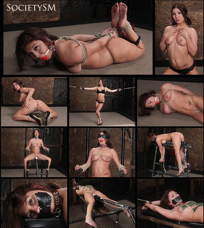 Dungeon Corp, SocietySM - Jojo Kiss - Helpless to Cum (2019/FullHD/1.27 GB)