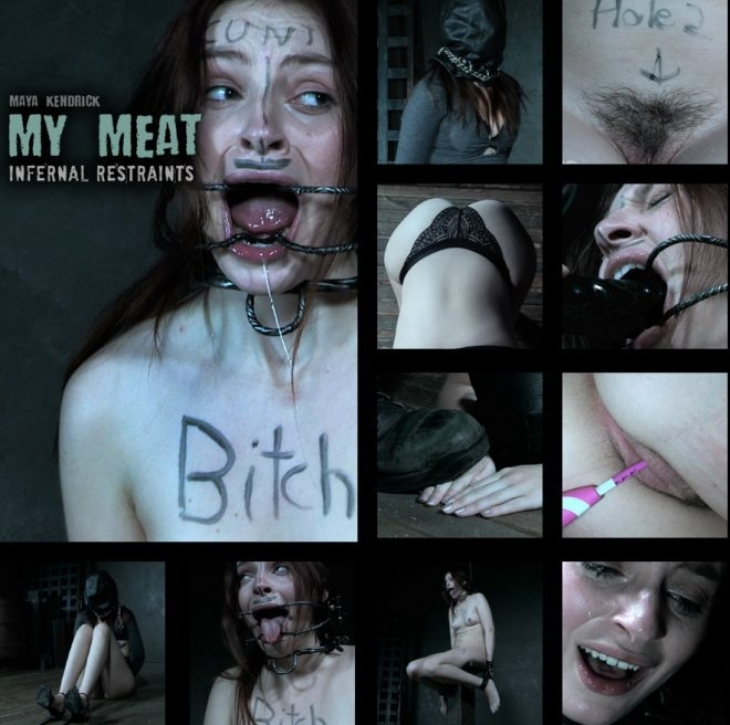 INFERNAL RESTRAINTS - My Meat (2019/HD/1.92 GB)