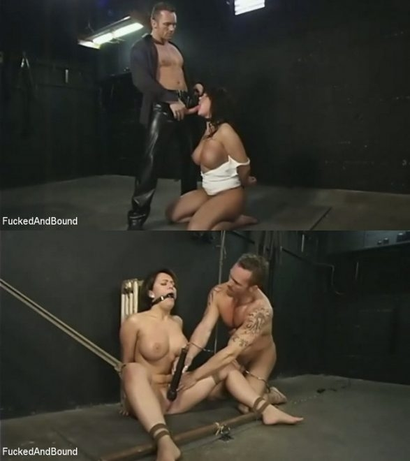 FUCKED AND BOUND - Fresh Meat Gets Spanked Hard (2019/HD/1.25 GB)