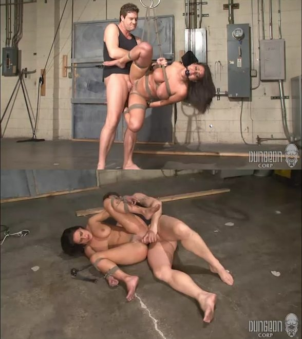 Dungeon Corp, Dungeon of Cum Redux - Charley Chase - Rough Bondage Fuck (2019/SD/287 MB)