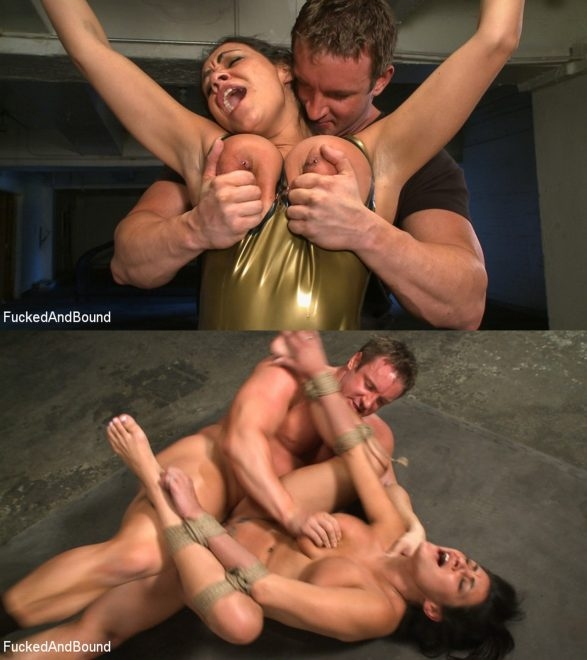 FUCKED AND BOUND - Bondage Vendetta Inflicted On Charley Chase (2019/HD/1.53 GB)