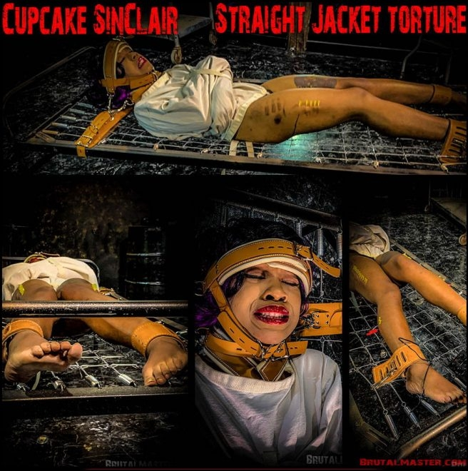 Brutal Master - Cupcake SinClair - Straight Jacket Torture (2019/FullHD/1.75 GB)