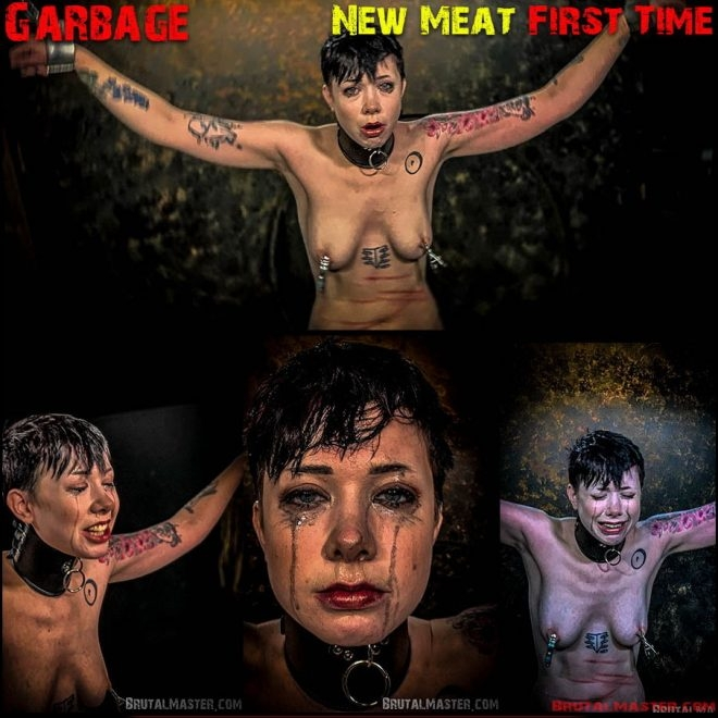 Brutal Master - Garbage New Meat First Time (2019/FullHD/1.41 GB)