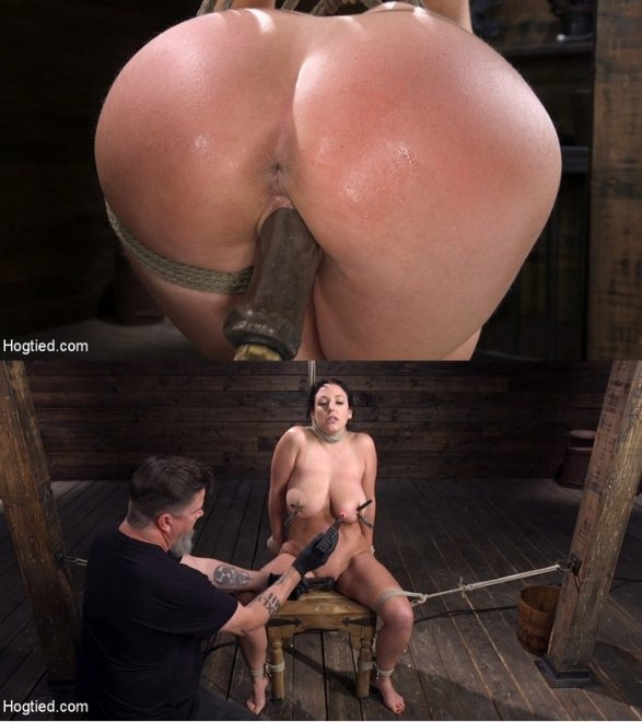 HOGTIED - Angela White - Angela White: Complete Submission to The Pope (2020/HD/1.67 GB)