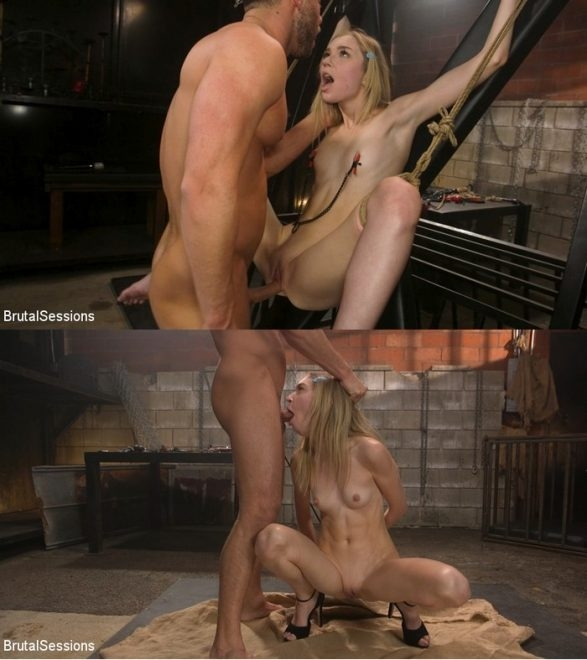 BRUTAL SESSIANS - Seth Gamble, Mackenzie Moss - Mackenzie Moss: A Hunger For Pain and Dick (2020/HD/1.62 GB)