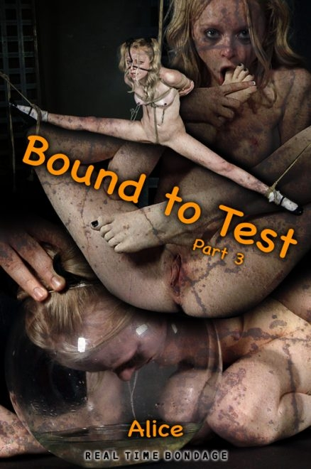 REAL TIME BONDAGE - Bound to Test 3 (2020/HD/1.76 GB)