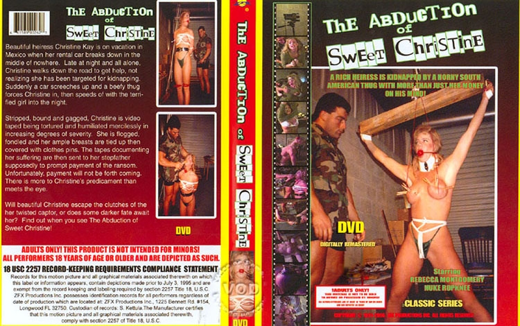 The Abduction of Sweet Christine (2020/SD/391 MB)