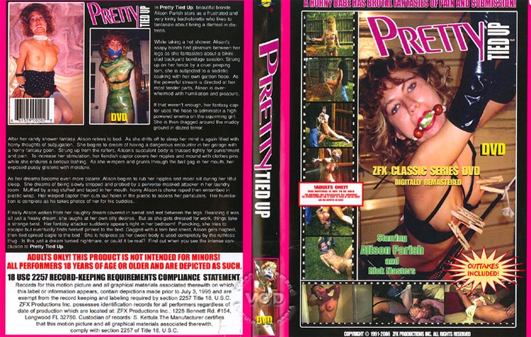 Pretty Tied Up (2020/SD/468 MB)