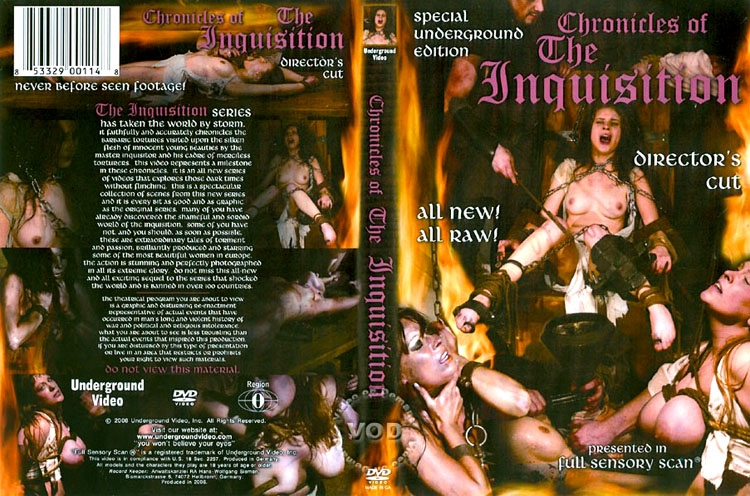 Chronicles Of The Inquisition (2020/SD/728 MB)