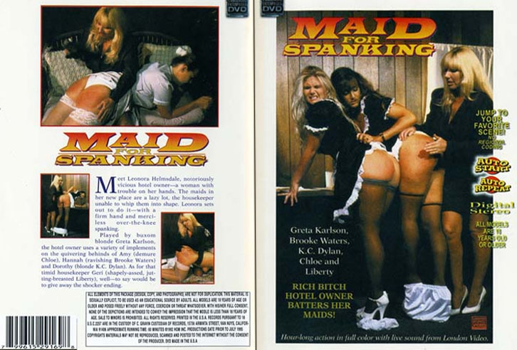 Maid For Spanking (2020/SD/393 MB)
