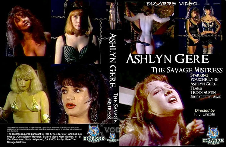Ashlyn Gere - The Savage Mistress (2020/SD/493 MB)