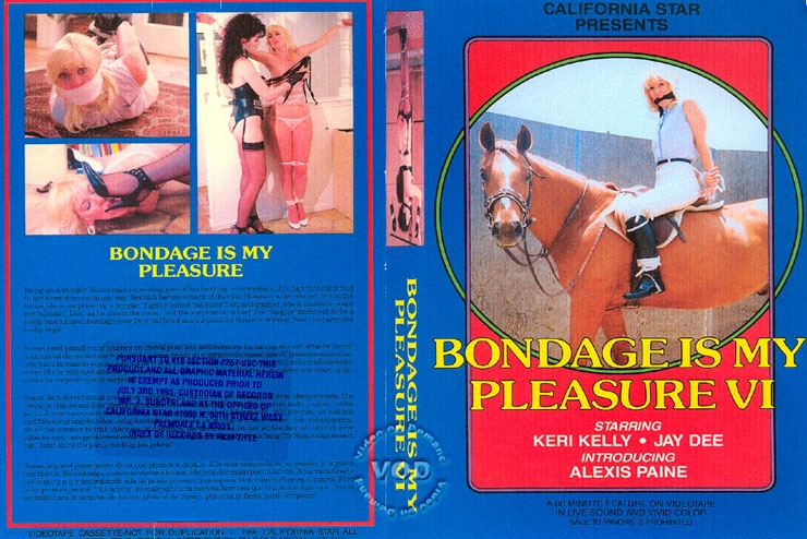 Bondage is my Pleasure 4 (2020/SD/536 MB)