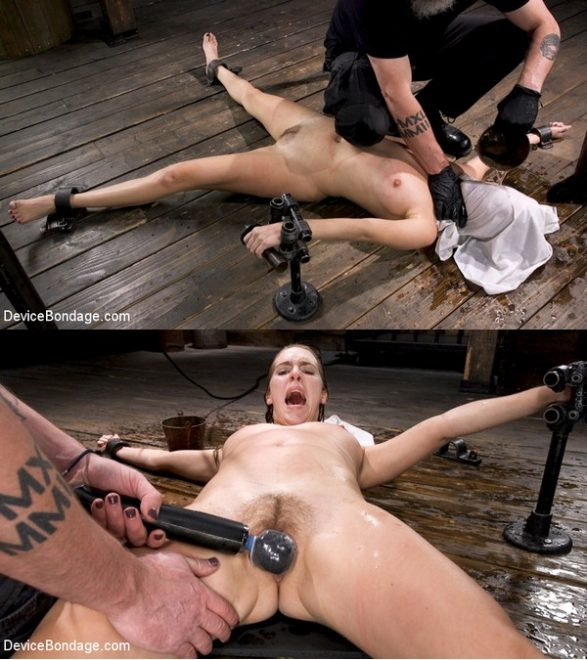 DEVICE BONDAGE - Cadence Lux - Cadence Lux: The Depths of Hell (2020/HD/2.74 GB)