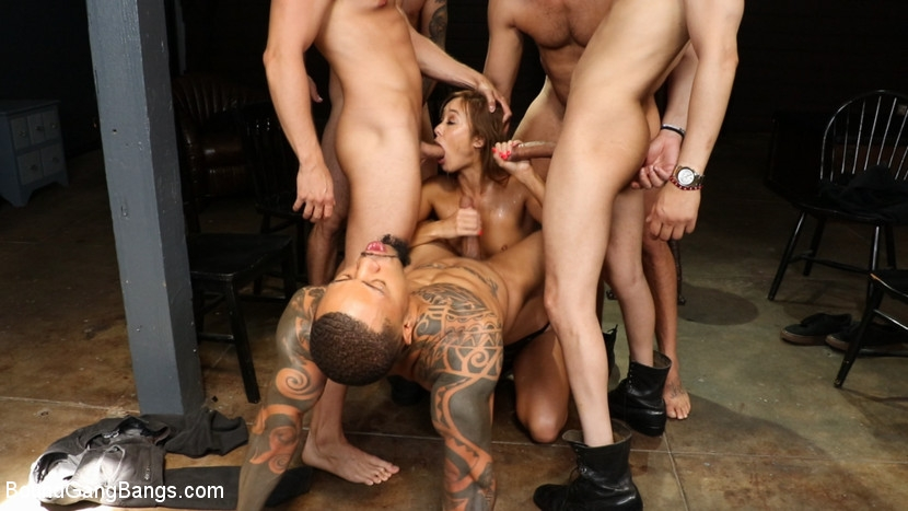BoundGangBangs - Ramon Nomar, Eddie Jaye, Codey Steele, Donny Sins, Mr. Pete, Christy Love - Severe Torture and Humiliation of Bound Women (2020/HD/2.29 GB)