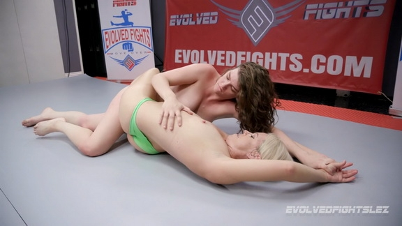 EvolvedFightsLesbianEdition - Helena Lock, Remy Rayne - Severe Torture and Humiliation of Bound Women (2020/FullHD/2.66 GB)