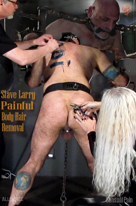 SensualPain - Painful Body Hair Removal (2020/FullHD/3.44 GB)