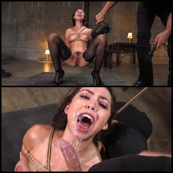 Training a Pain Slut: Busty Melissa Moore's First Submission (2020/HD/2.25 GB)