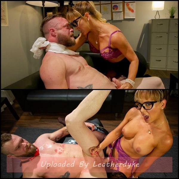 Executive Discipline: Cherie DeVille Humiliates Her Boss Mike Panic (2020/HD/2.50 GB)