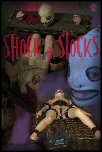 Abigail Dupree - Shock Or Stocks (2017/FullHD/2.50 GB)