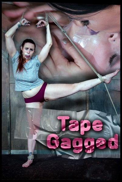 Bella Rossi, London River - Tape Gagged (2016/HD/2.37 GB)