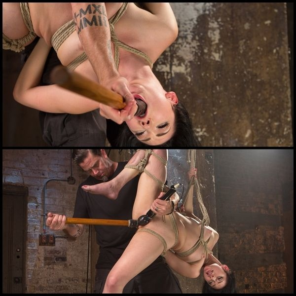 Aria Alexander - Aria Alexander in her First Ever Hogtied Shoot (2020/HD/2.06 GB)