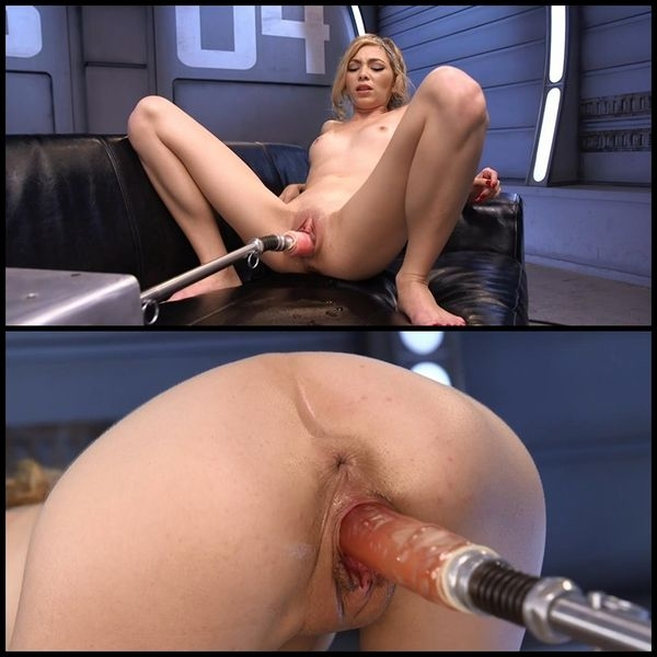 First timer gets machine fucked until she squirts everywhere (2020/HD/1.00 GB)