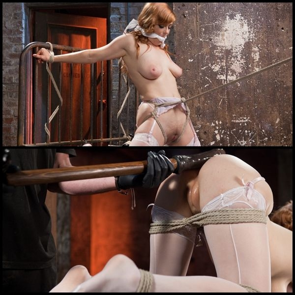 Penny Pax in Grueling Bondage, Tormented, Fucked in her Pussy and Ass (2020/HD/1.91 GB)