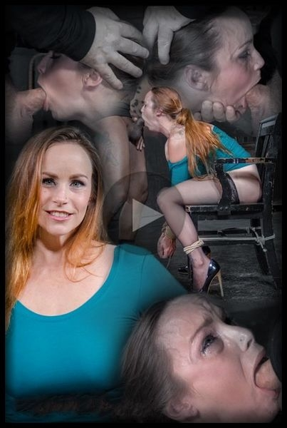 Big breasted Bella Rossi is bound and brutal shackled rough sex deepthroat while vibrated (2020/HD/1.41 GB)