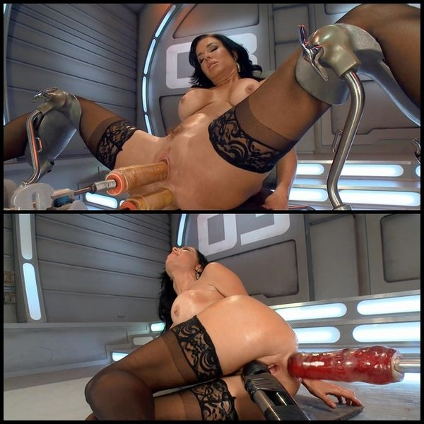 Veronica - squirts non-stop on Fucking Machines – BDSM, Squirting (2020/HD/1.41 GB)