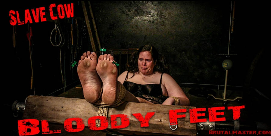 BrutalMaster - Bloody Feet - Slave Cow (2020/FullHD/187 MB)