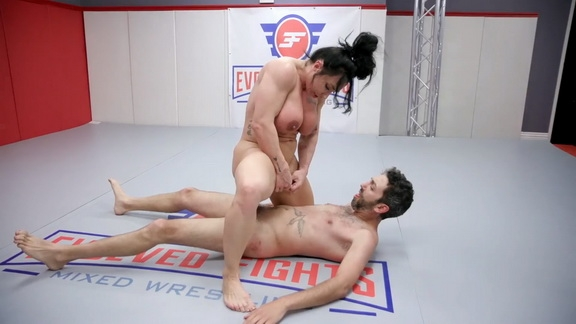 EvolvedFights - Brandi Mae, Jay West - Hardcore Porn - Depraved BDSM Scenes (2020/FullHD/1.27 GB)