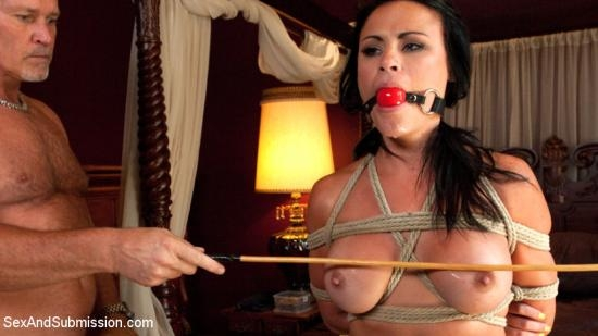 SexAndSubmission - Mark Davis, Ashli Ames - BDSM Hard Whipping - a Strong, Healthy Member (2020/HD/1.95 GB)