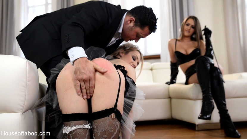 HouseOfTaboo - Kendra Star, Chessie Kay, Seth - Hard Fucking a Woman in the Pussy Wildly (2020/HD/922 MB)