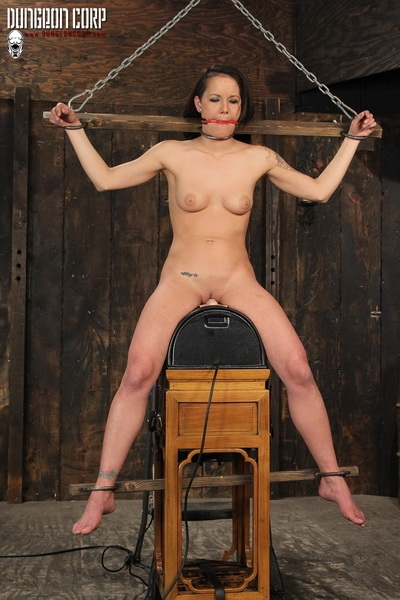 Strict Restraint - Sadie Dawson - Whipped on the Sybian (2020/HD/128 MB)