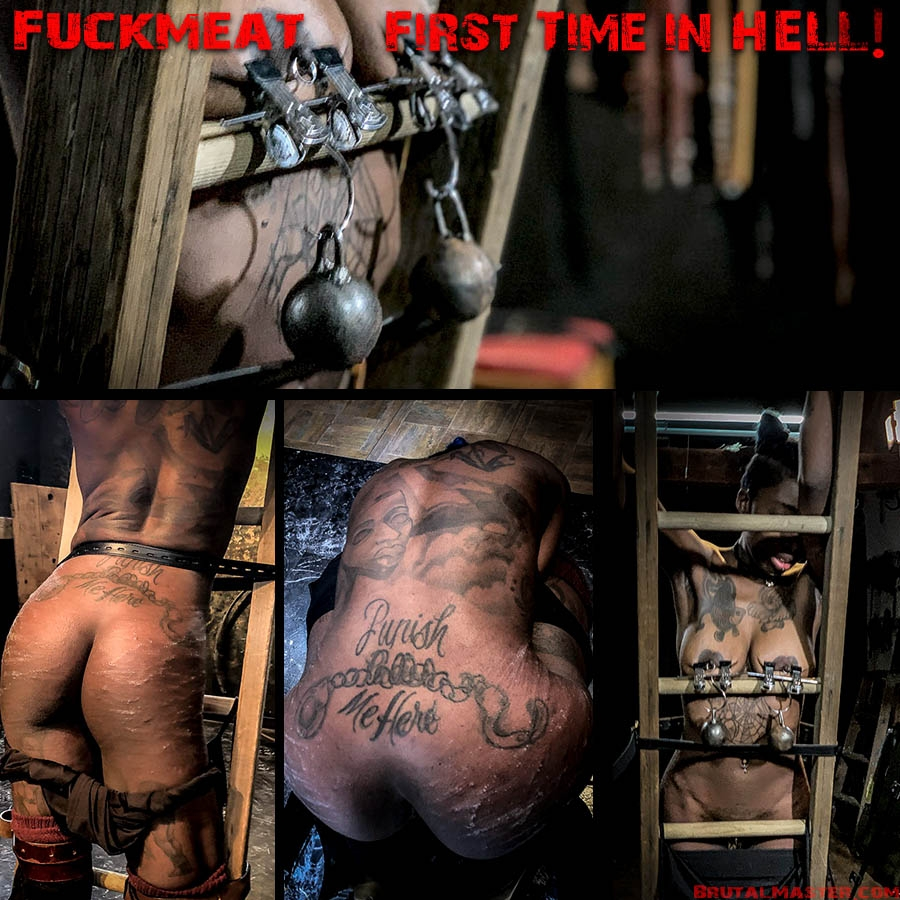 BrutalMaster - Fuckmeat – First Time In HELL (2020/FullHD/2.44 GB)